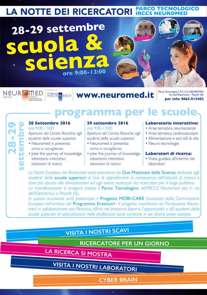 programma scuole