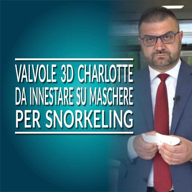 Valvole 3d Charlotte